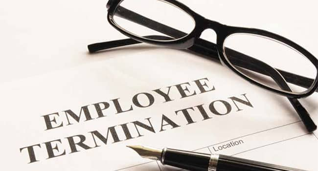 Termination Of Employment in Turks & Caicos Islands