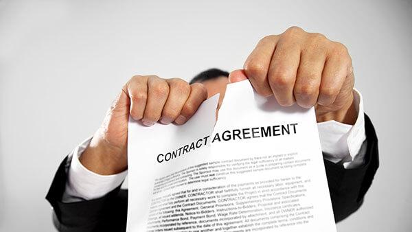 Breach Of Contract in Turks & Caicos Islands