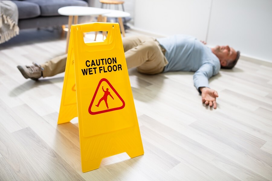 Slip And Fall - Law Firm in Turks & Caicos Islands